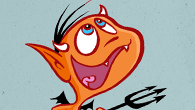 """Character Design, Storyboard & Animation on the Pilot of """"Fred The Devil"""" TV series ( JEP animation) About a naughty little devil , who's too """"good"""" for hell. He is […]"""